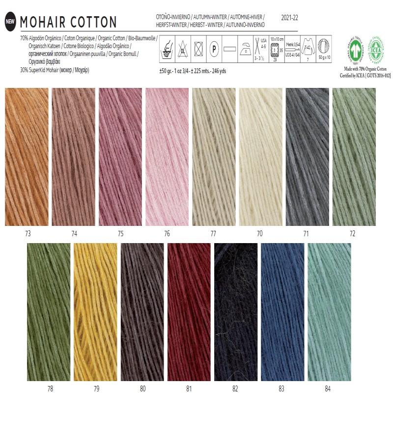 Farbkarte-Mohair-Cotton-Katja-Wolle