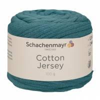 Cotton Jersey Schachenmayr Wolle Farbe 70 smaragd