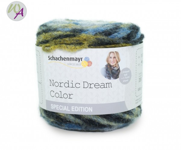 Schachenmayr Nordic Dream Color 0083 landscape color