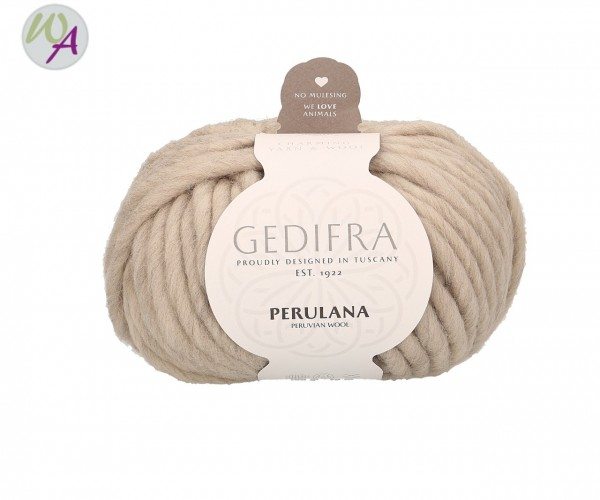 Perulana Gedifra 501 hellgrau