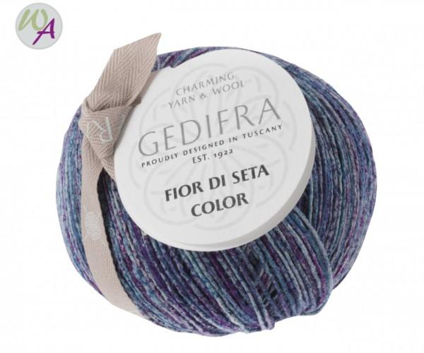 Gedifra Fior di Seta color Farbe 1303 blau color