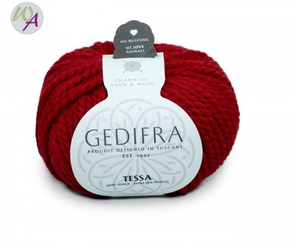 Gedifra Tessa Farbe 1411 Rot