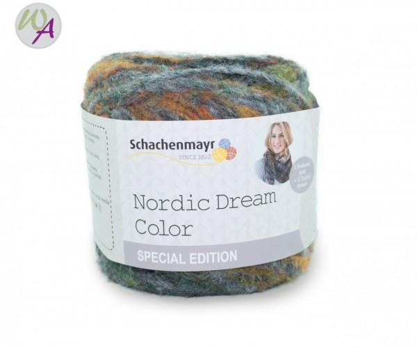 Schachenmayr Nordic Dream Color 0081 forest color