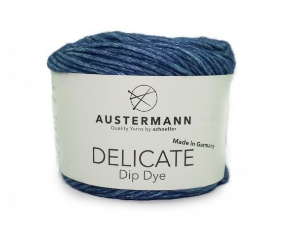 Austermann® Delicate Dip Dye 0006 eis-blau