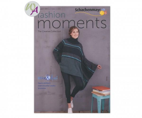 Schachenmayr Magazin 24 fashion Moments
