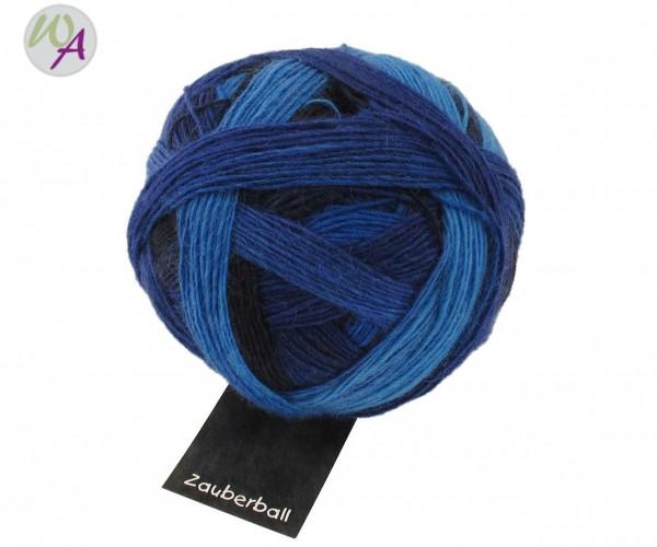 Schoppel Zauberball Farbe 2134 - Deine blaue Augen