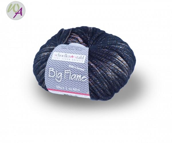 Big Flame Schoeller + Stahl 0005 - schwarz