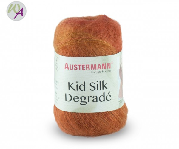 Kid Silk Degrade Austermann 0101 - feuer
