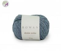 Rowan Denim Revive color 212 airforce
