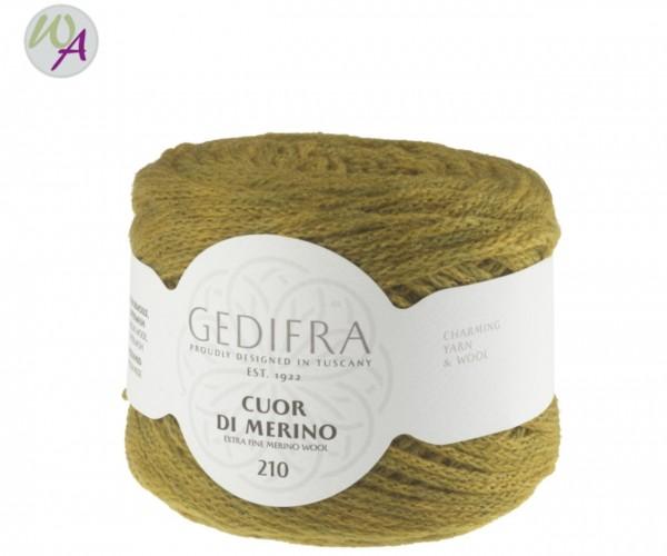 Cuor di Merino 210 Gedifra Farbe 0032 helloliv