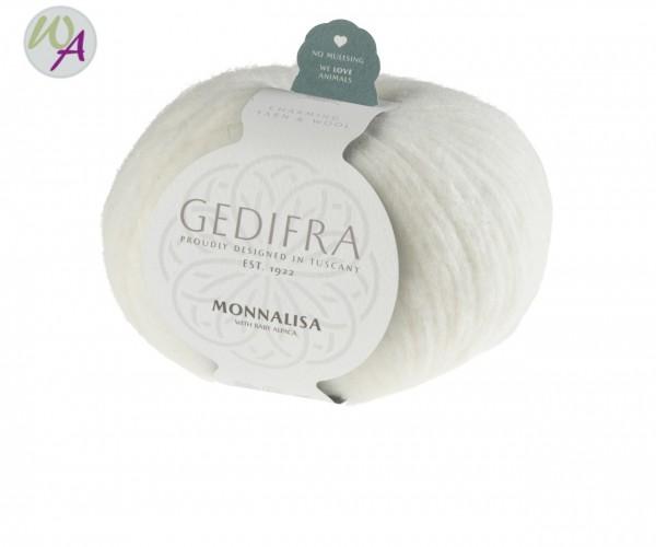 Gedifra Monnalisa Farbe 0701 weiß