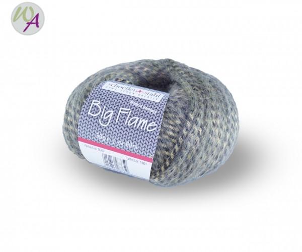 Big Flame Schoeller + Stahl 0007 - khaki