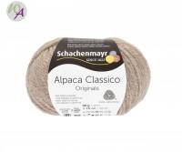 Schachenmayr Alpaca Classico Farbe 0005 sand melange