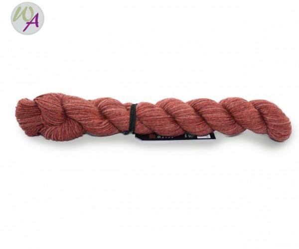 Schoppel Wolle HanfWerk Farbe 2371 - Roter Ocker