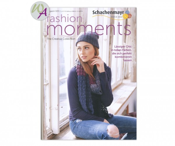 Schachenmayr Magazin 25 fashion Moments