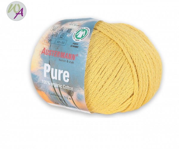 Austermann Pure Farbe 0011 curry