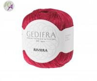 Gedifra Riviera - Farbe 1361 - rot