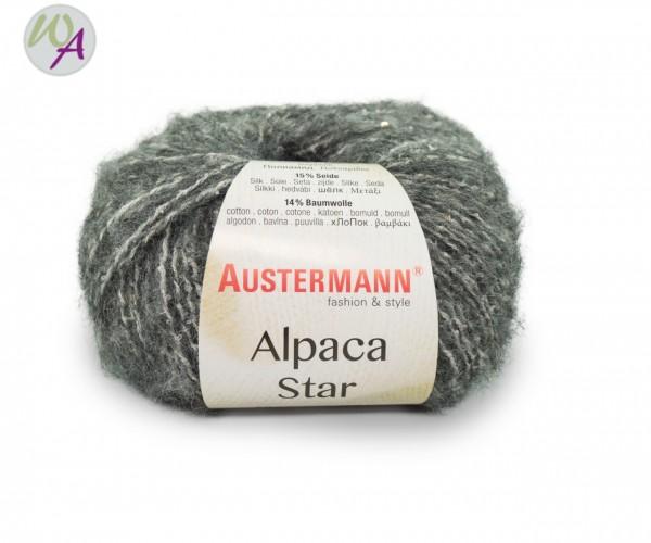 Austermann Alpaca Star Farbe 0007 grau