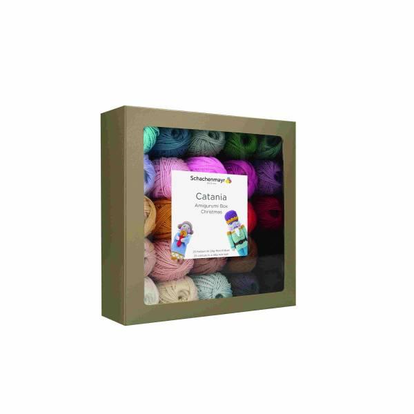 Schachenmayr Baumwolle Catania BOX04 X-MAS
