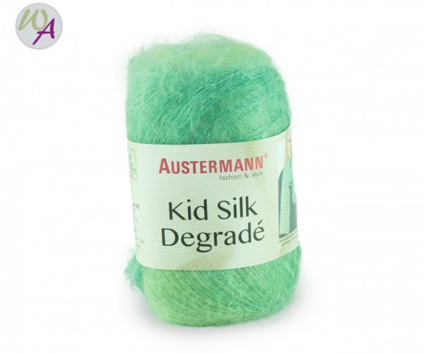 Kid Silk Degrade Austermann 0105 - jade