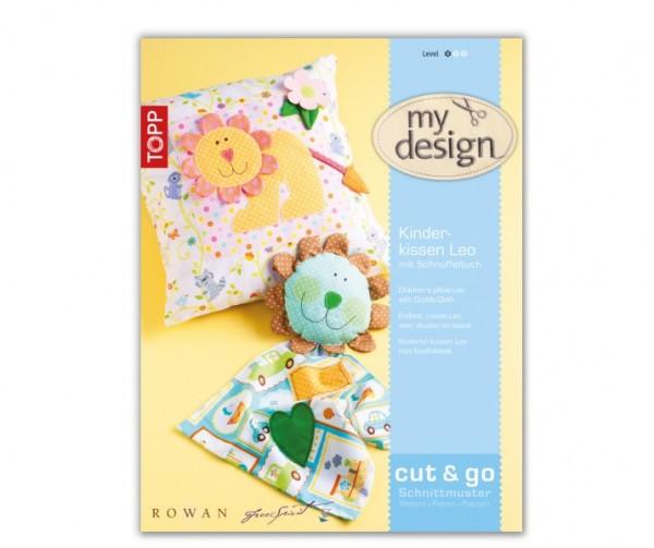 my design Kinderkissen Leo