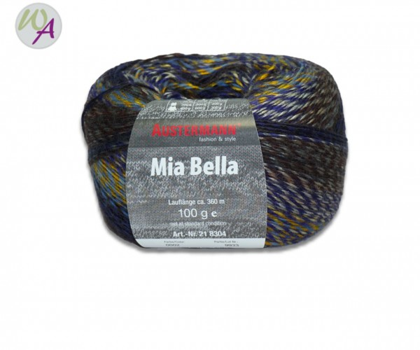 Mia Bella Austermann Farbe 02 lapislazuli