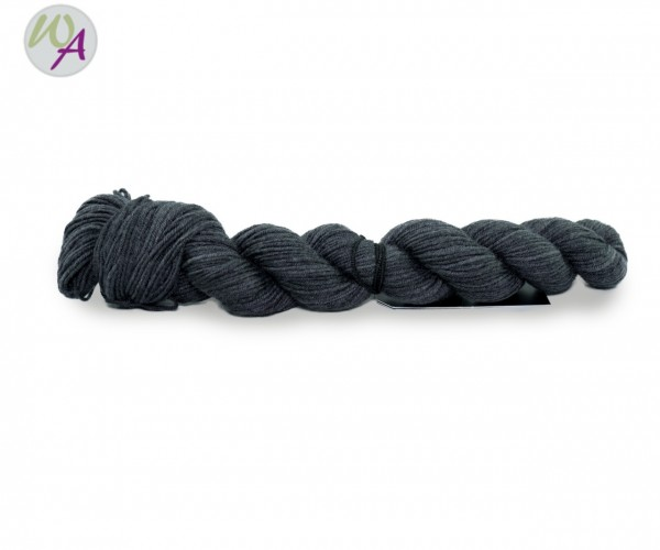 Schoppel Wolle HanfWerk Farbe 2379 - Seidenschwarz