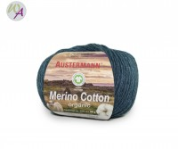 Austermann® Merino Cotton organic Farbe 04 blau