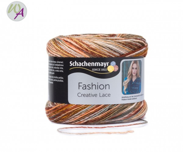 Schachenmayr Creative Lace Farbe 0081 mood color