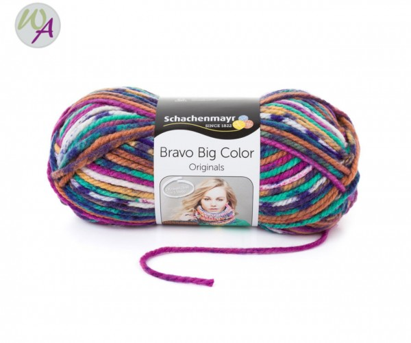 Schachenmayr Bravo Big Color Farbe 0094 tropical color