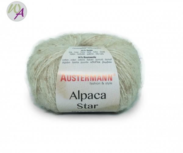 Austermann Alpaca Star Farbe 0001 creme