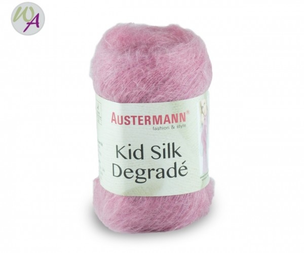 Kid Silk Degrade Austermann 0102 - pink