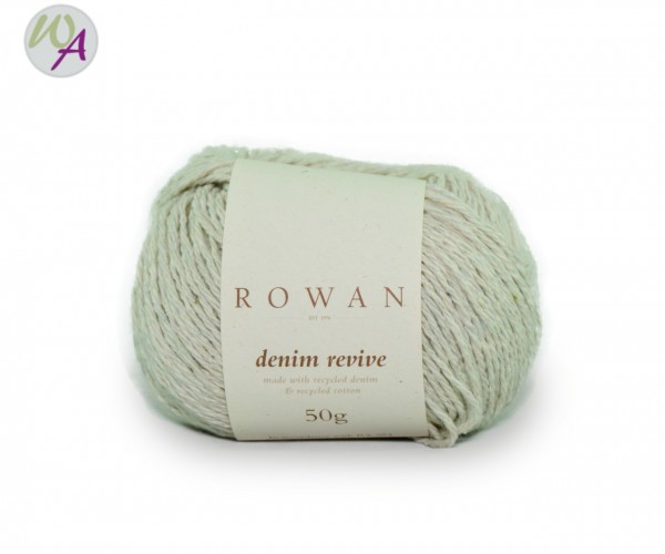 Rowan Denim Revive color 210 cream