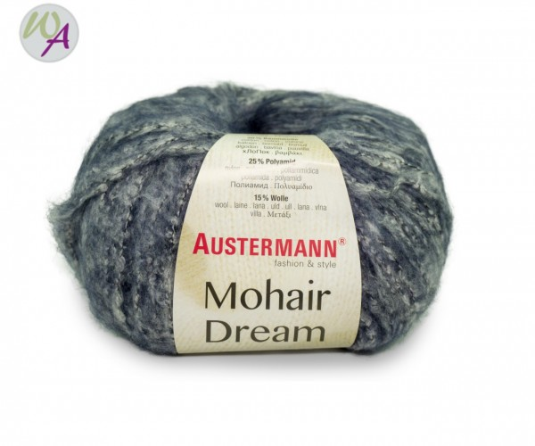 Austermann Mohair Dream 0009 jeans