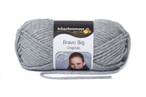 Schachenmayr Bravo Big Farbe 0190 hellgrau meliert