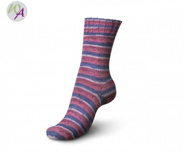 Regia Tutti Frutti 2 Cotton Color Socke 2423 grapes color