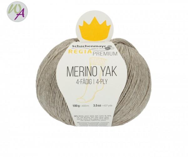 Regia Premium Merino Yak 100g