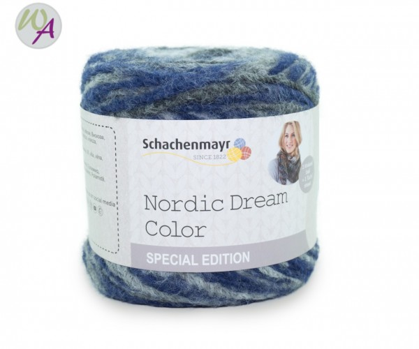 Schachenmayr Nordic Dream Color 0082 water color