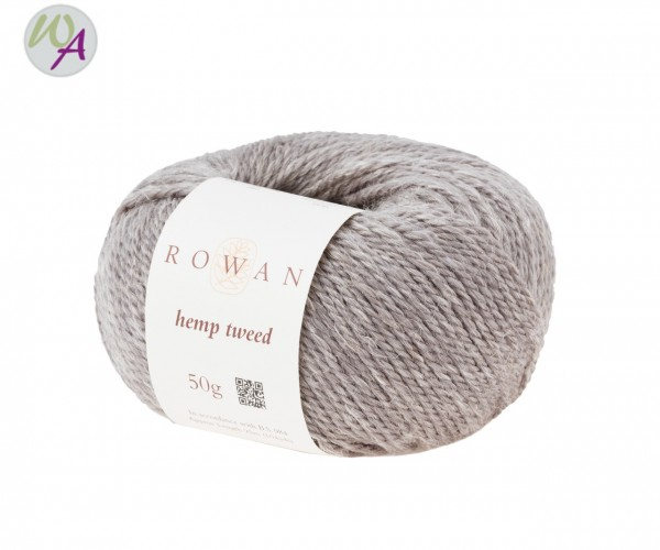 Hemp Tweed Rowan Farbe 0138 pumice
