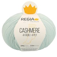 Regia Premium 100g Cashmere 0062 soft mint