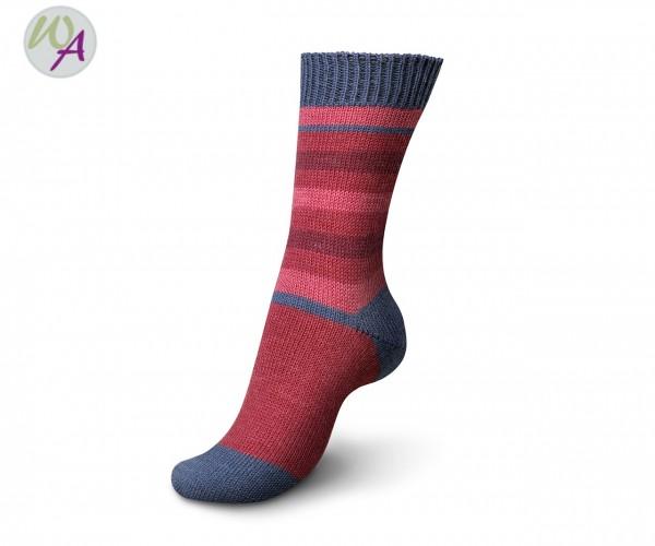 Regia Pairfect Sockenwolle 7134 Emilia color
