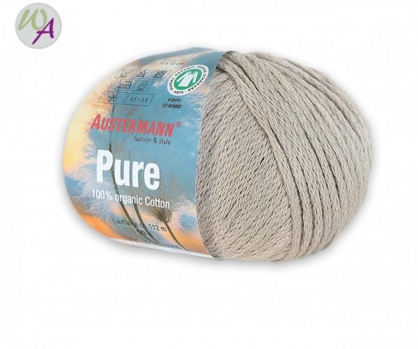 Austermann Pure Farbe 0007 leinen