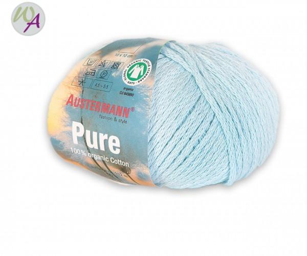 Austermann Pure Farbe 0005 bleu