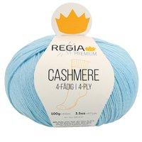 Regia Premium 100g Cashmere 0052 sky blue