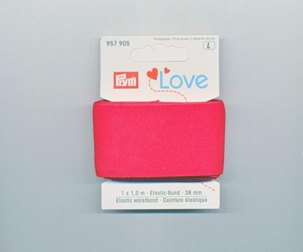 Prym Love Elastic-Bund 957905 rot