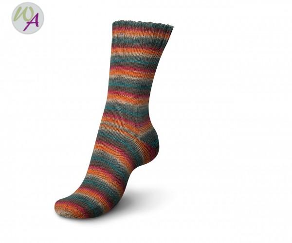 Regia Tweed Color Farbe 7493 herbstlaub color