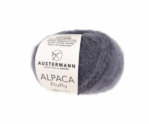 Austermann Alpaca Fluffy 09 grau