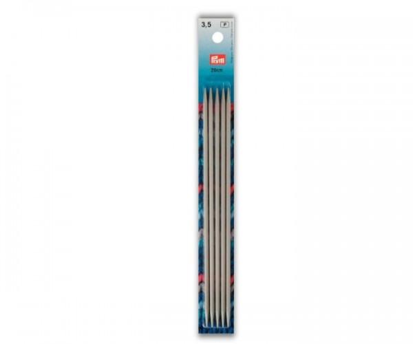Strumpfstricknadel Aluminum 20 cm Prym