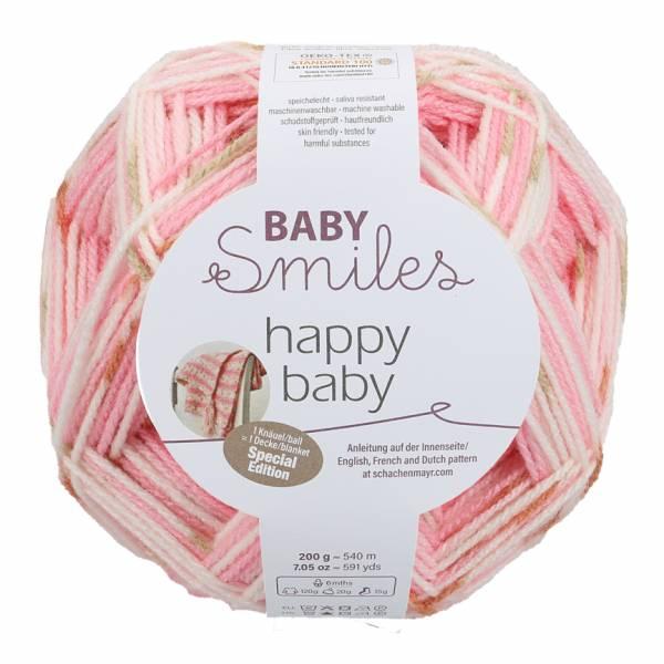 Baby Smiles Happy Baby