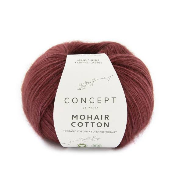 Mohair Cotton Katia Concept